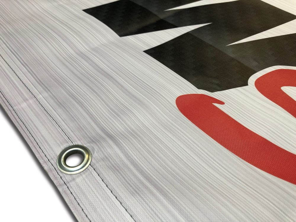 Sustainable banner printers
