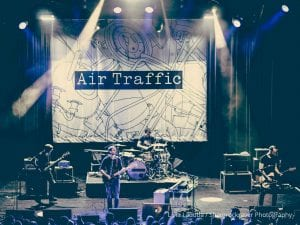 Air Traffic Stage Backdrop