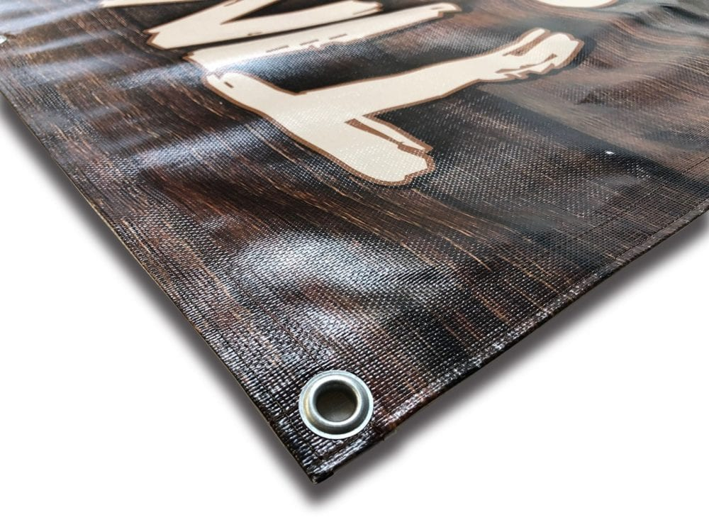 recycled banner printing company london